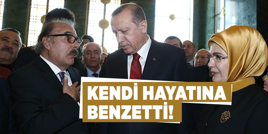 Ferdi Tayfur'dan kendi hayatını Erdoğan'ın hayatına benzetti: Benim gibi...