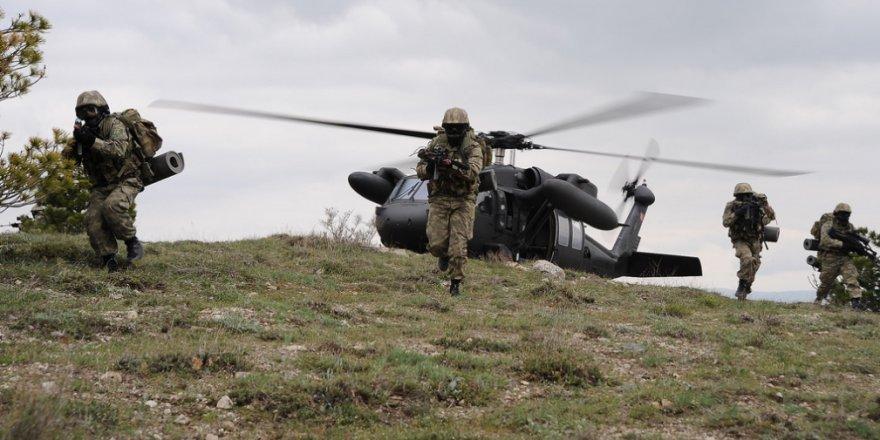 MSB: Şanlı ordumuz hazır
