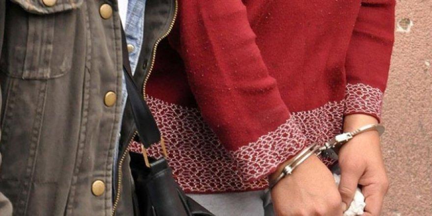 'Gri' kategoride aranan kadın terörist yakalandı