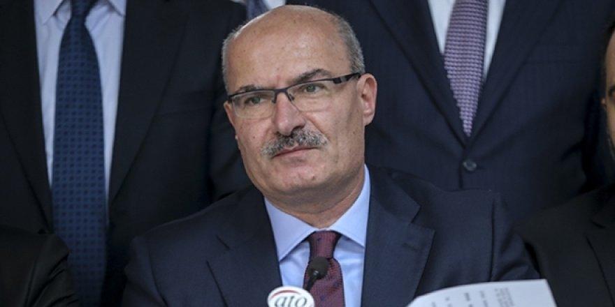 ATO'dan 'KOBİ'ler için de finansal yapılandırma' çağrısı