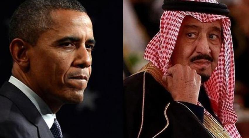 Suudi Arabistan'dan ABD'ye tarihi rest!