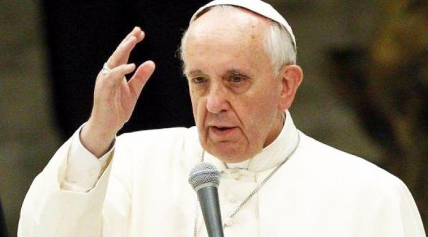 Papa'dan Türkiye- AB anlaşması hakkında açıklama!