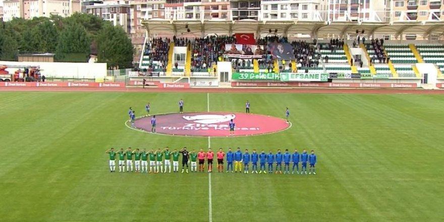 Kırklarelispor - Ankaragücü maç sonucu!