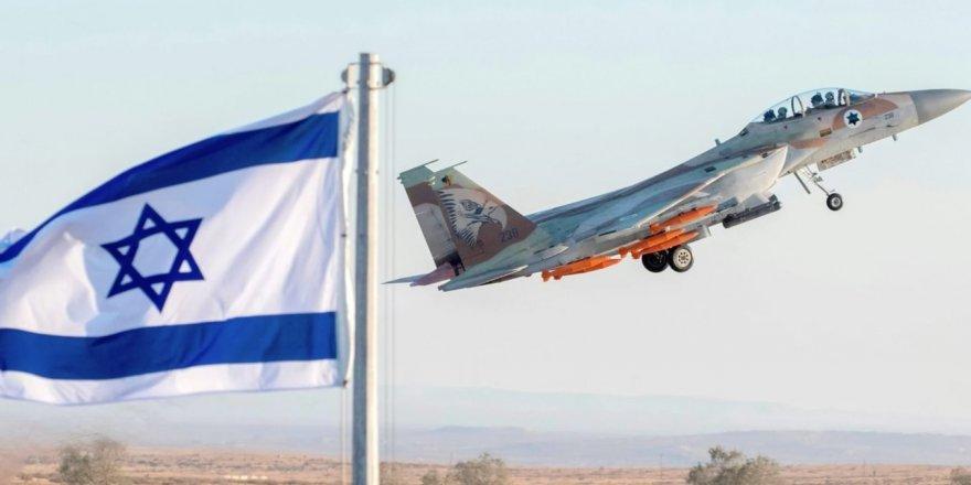 İsrail, Suriye'de hedefleri vurdu