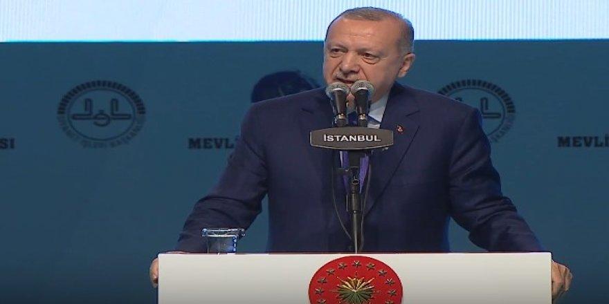 Cumhurbaşkanı Erdoğan son noktayı koydu: Asla eyvallah demeyiz!