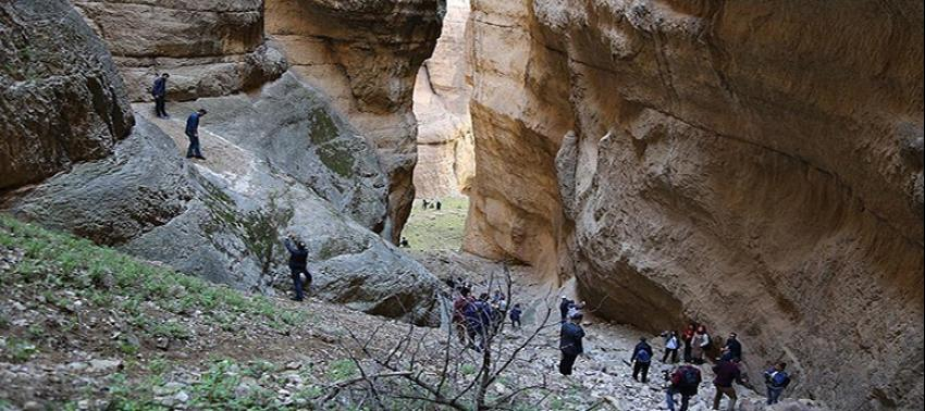 Dünyanın en yüksek ikinci kanyonunda düzenlemeler