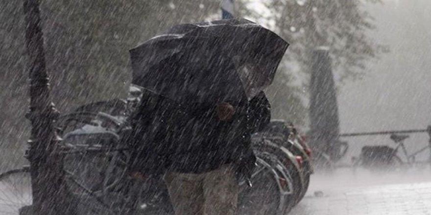 Meteorolojiden çok önemli sağanak yağış uyarısı