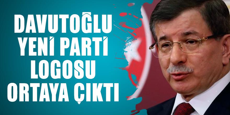 Davutoğlu'nun yeni parti logosu ortaya çıktı