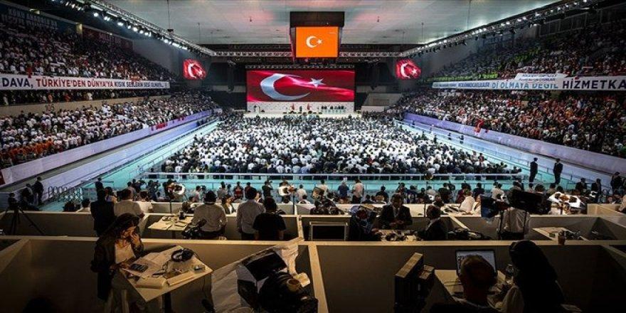 AK Parti'den kongre açıklaması