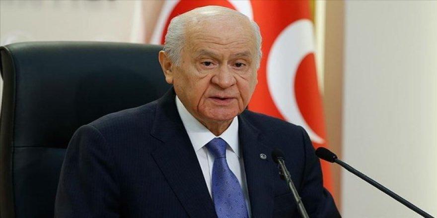 MHP lideri Bahçeli'den 'Libya tezkeresi' açıklaması