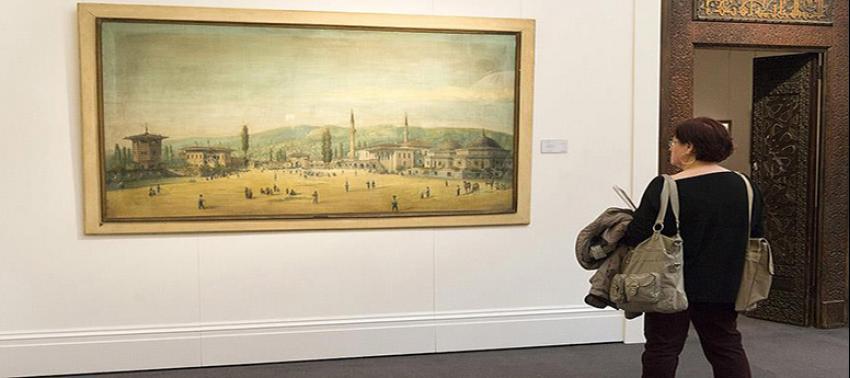 Nadir Osmanlı eserleri Londra'da satılacak