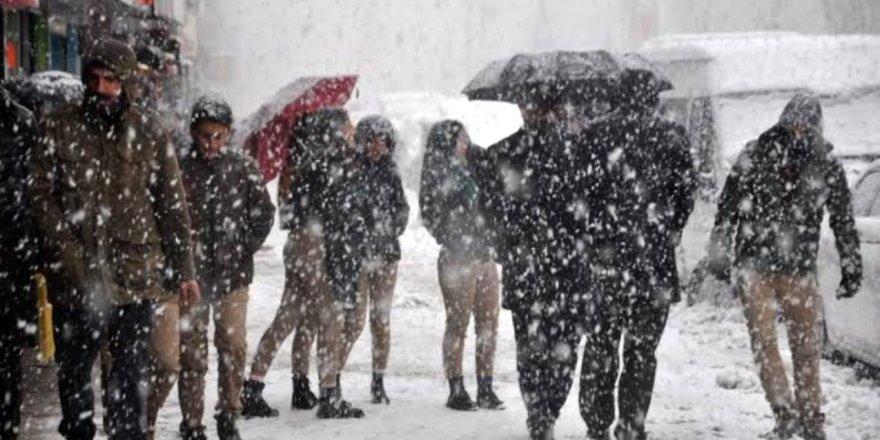 İstanbul Büyükşehir Belediyesi'nden 'kar' uyarısı