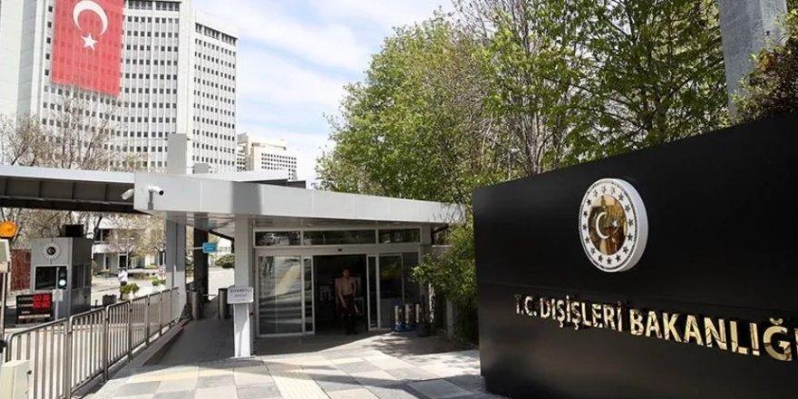 Türkiye'den Belçika'nın PKK kararına tepki