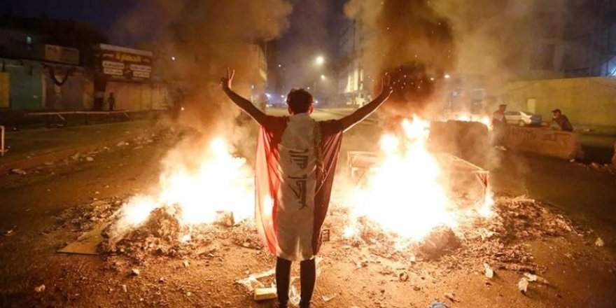 Irak'ta protestolar yeniden alevlendi