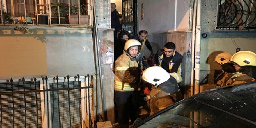 İstanbul'da yangın faciası!