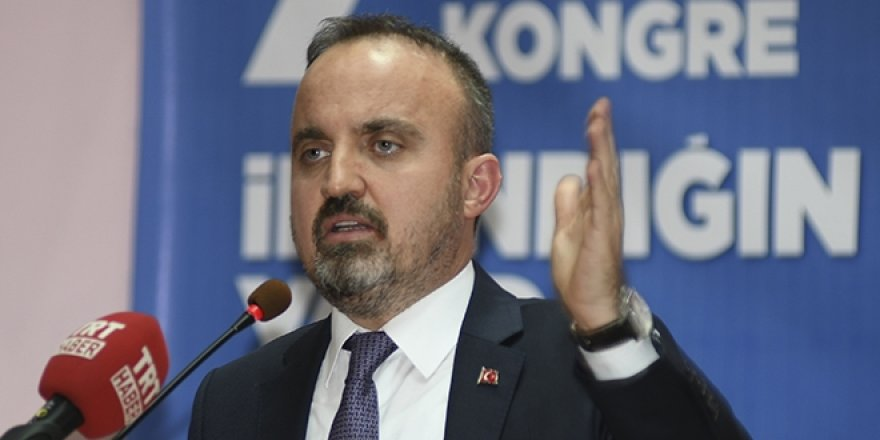 AK Partili Turan: CHP, 'gizli HDP' haline geldi