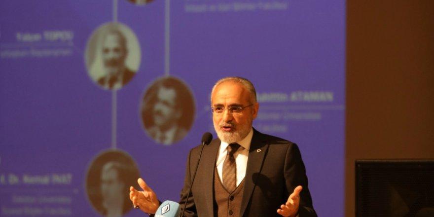 Cumhurbaşkanı Başdanışmanı Yalçın Topçu : İstiklalin adı, Türk milletidir
