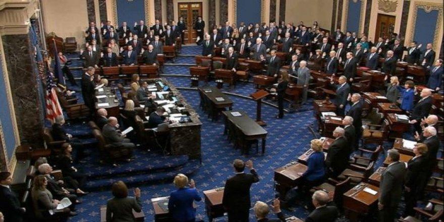 Donald Trump'ın Senato'daki yargı süreci başladı