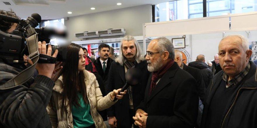 Yalçın Topçu, Kars Ardahan Iğdır tanıtım günlerine katıldı