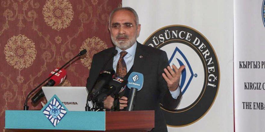 """Yalçın Topçu """"16 Ocak Türkmen Şehitleri Günü"""" mesajı!"""