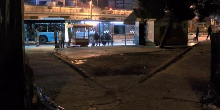 İBB ile Güngören Belediyesi'ni karşı karşıya getiren büfe kaldırıldı