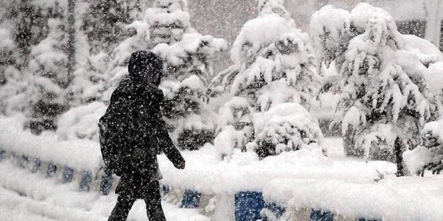 6 İlde Eğitime kar engeli