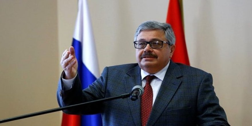 Rus Büyükelçi Yerhov: Suriye kendi topraklarını geri almaya karar verdi