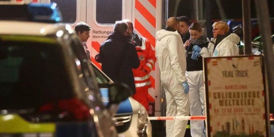 Almanya'da iki kafeye saldırı! Ölü sayısı artıyor
