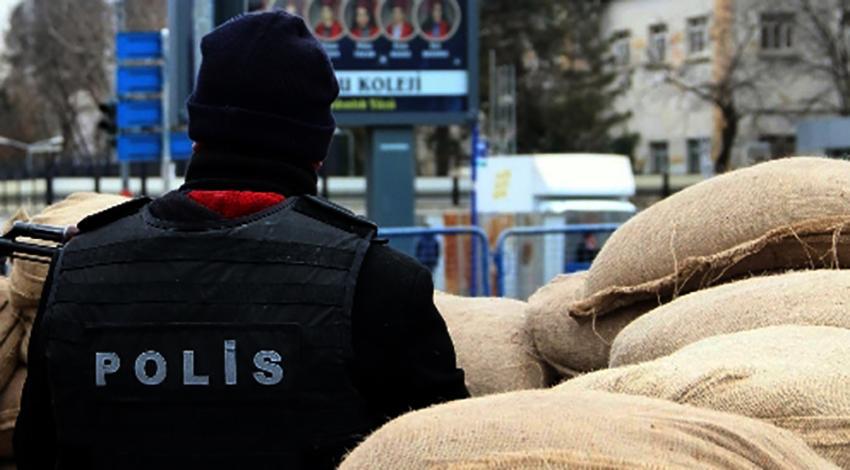 Çatışma çıktı: 2 polis yaralandı