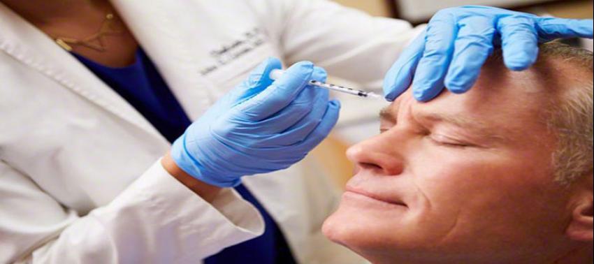 Botoks işlemini doktorlar yapmalı
