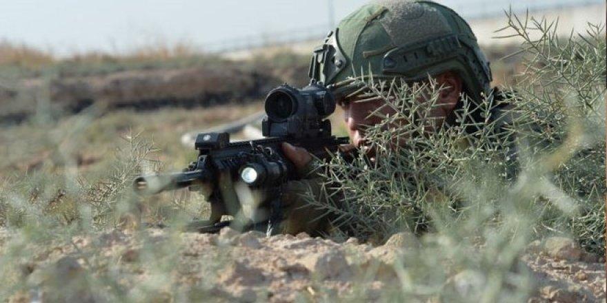MSB: Sızma girişiminde bulunan 4 PKK'lı terörist etkisiz hale getirildi