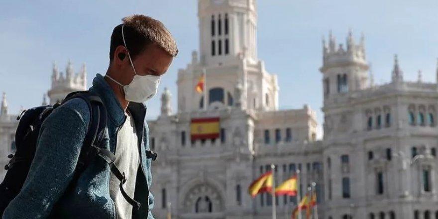 İspanya NATO'dan tıbbi malzeme yardımı istedi