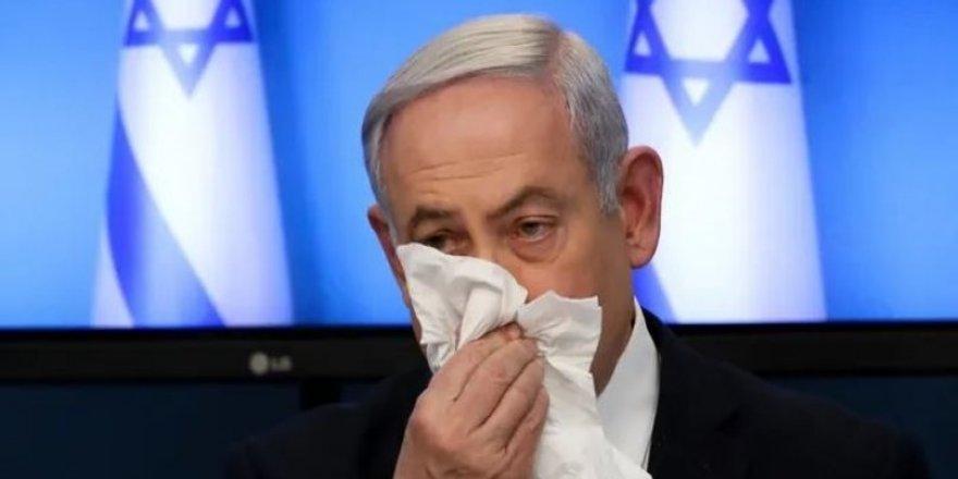 Netanyahu'nun koronavirüs test sonucu belli oldu