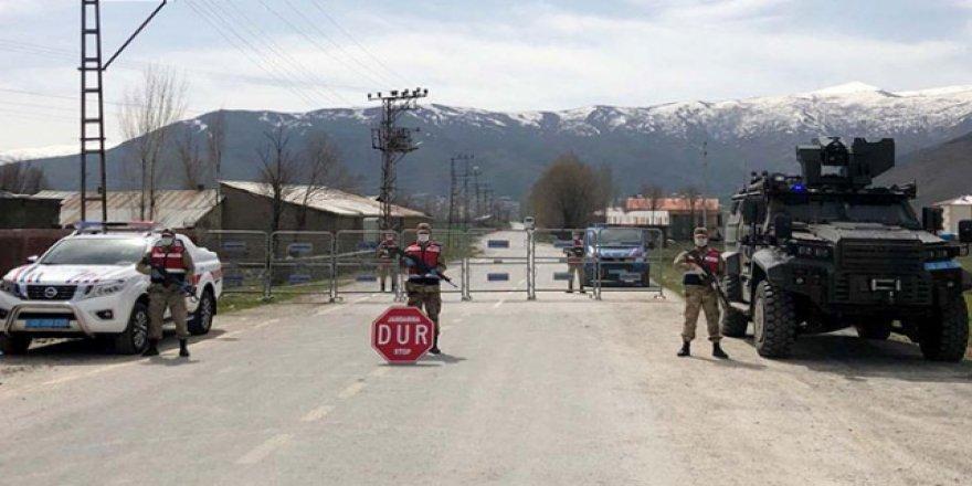 5 ildeki 6 yerleşim yerinde karantina kaldırıldı