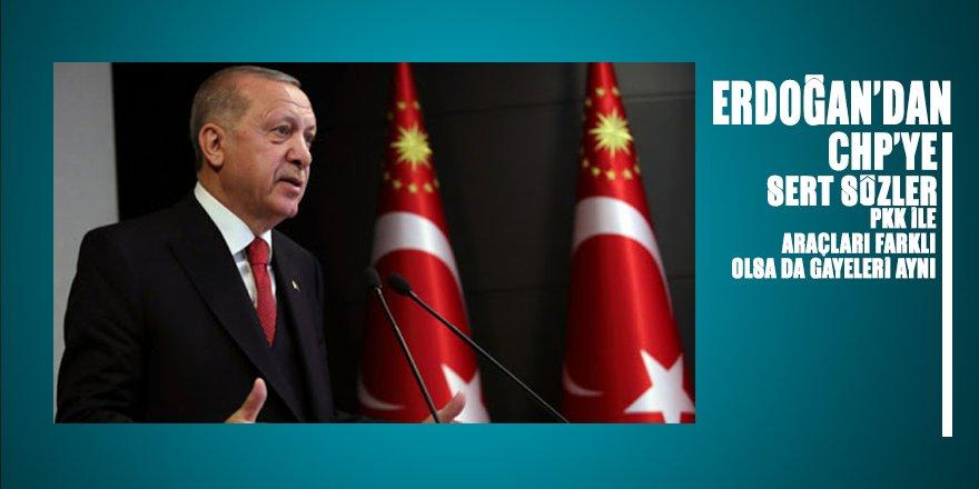 Erdoğan'dan Adana'daki saldırıya dair çarpıcı yorum: PKK'dan farklı araçla da olsa gaye aynı