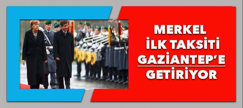 AB Türkiye'ye ilk taksiti Gaziantep'te mi ödeyecek