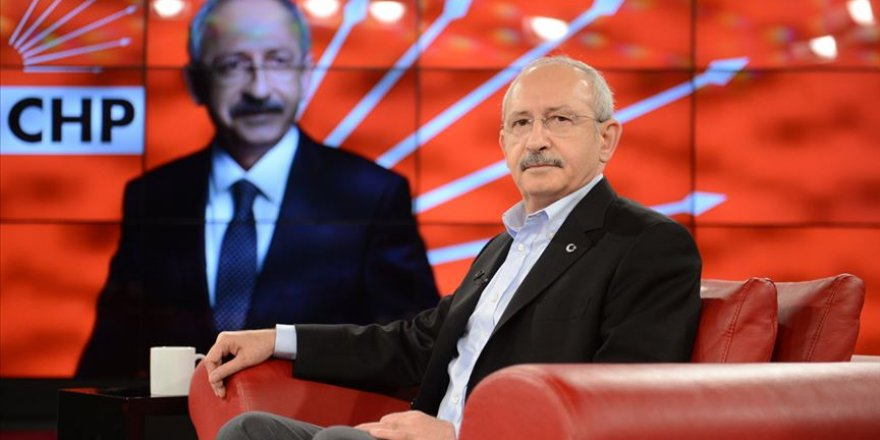 HalkTV canlı yayınına katılan Kılıçdaroğlu tuttuğu takımı açıkladı