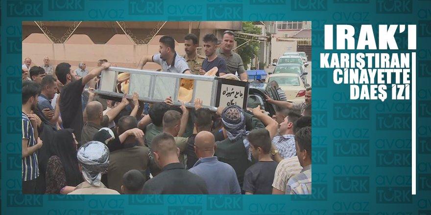 Irak'ta işler karıştı: Erbil'deki Kürt polis cinayetinde DAEŞ şüphesi