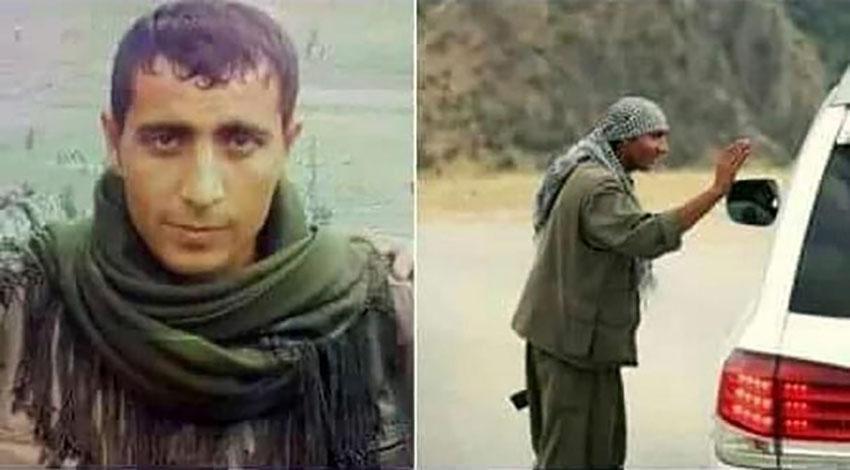 Yol kesen o PKK'lı öldürüldü!