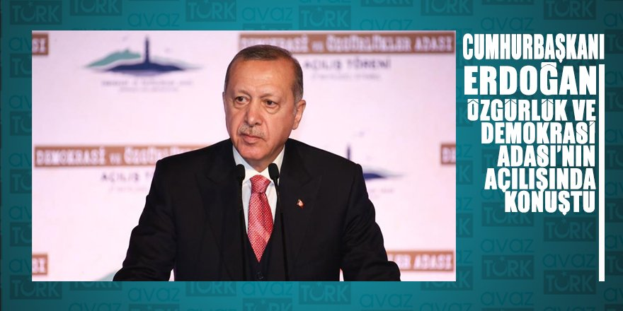 Erdoğan: Yassıada'da yapılan bir hukuk cinayetiydi