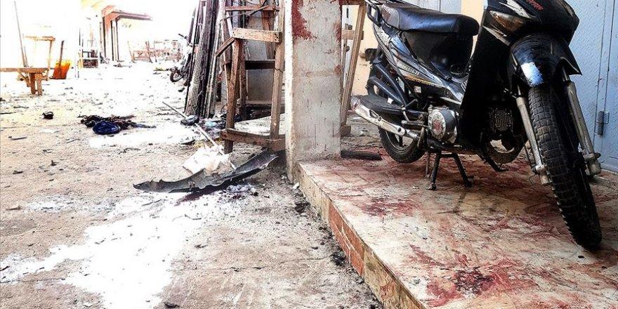Nijerya'da motosikletli bir grubun silahlı saldırısında en az 60 kişi öldü