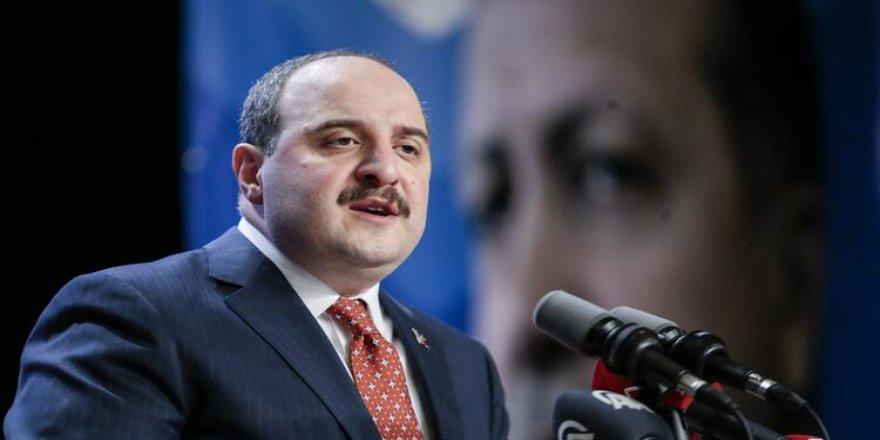 Sanayi ve Teknoloji Bakanı Varank'tan İzmir'e Model Fabrika müjdesi