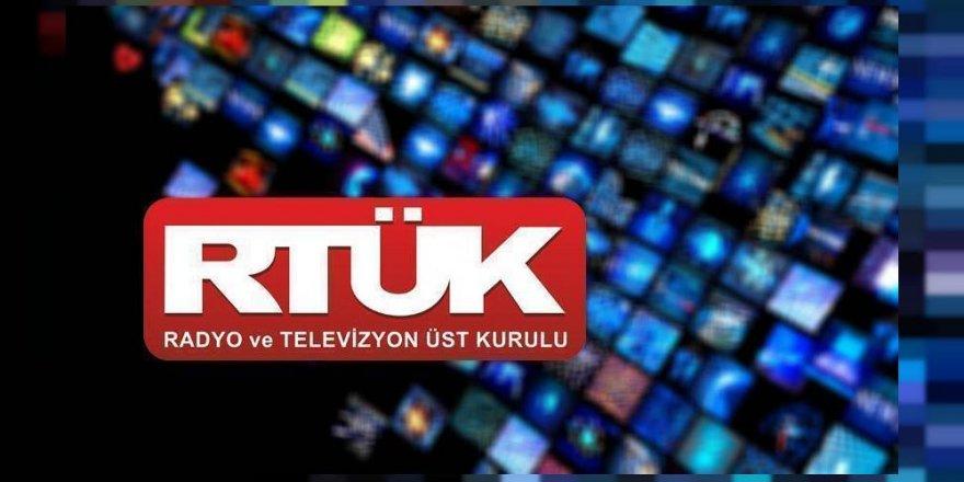 RTÜK'ten bazı kanallara lisans iptali dahil çeşitli cezalar
