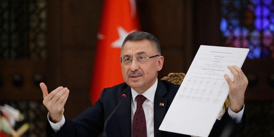 Cumhurbaşkanı Yardımcısı Fuat Oktay'dan DSÖ açıklaması
