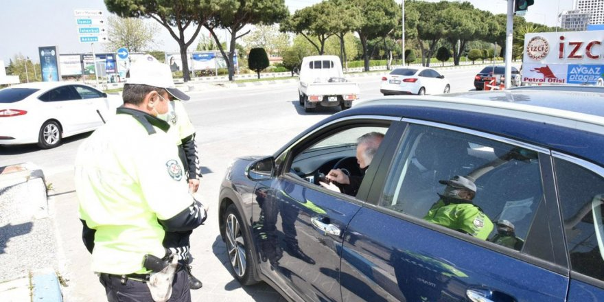Manisa'da 154 kişiye 277 bin 830 Lira para cezası