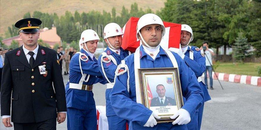 Jandarma Binbaşı Akkuş'u şehit eden terörist etkisiz hale getirildi