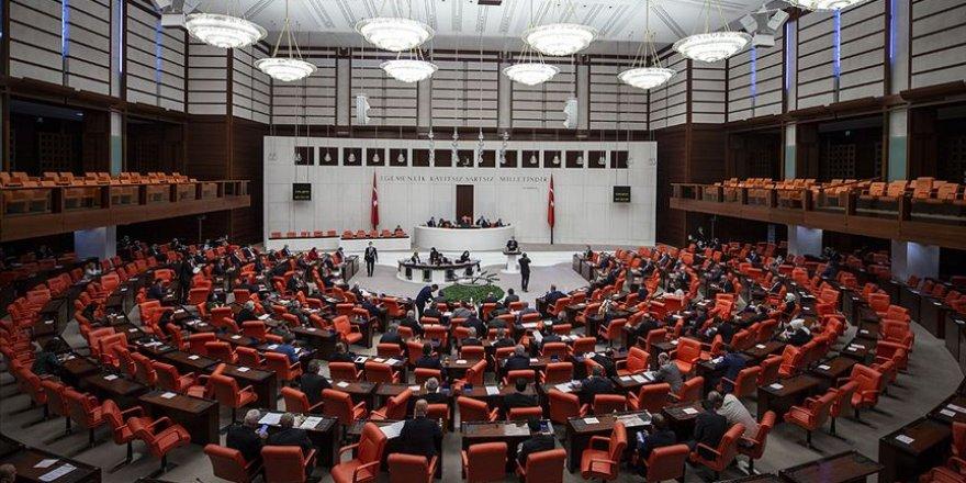 TBMM Genel Kurulunda, Meclis Başkanı seçiminde ilk tur oylaması sona erdi