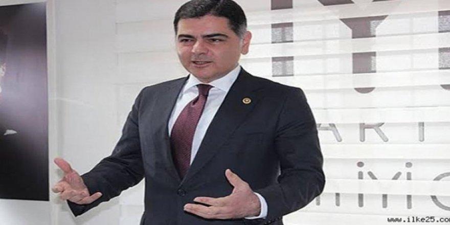 İYİ Partili Erzurum Milletvekili Cinisli, TARSİM'in kaldırılmasını istedi