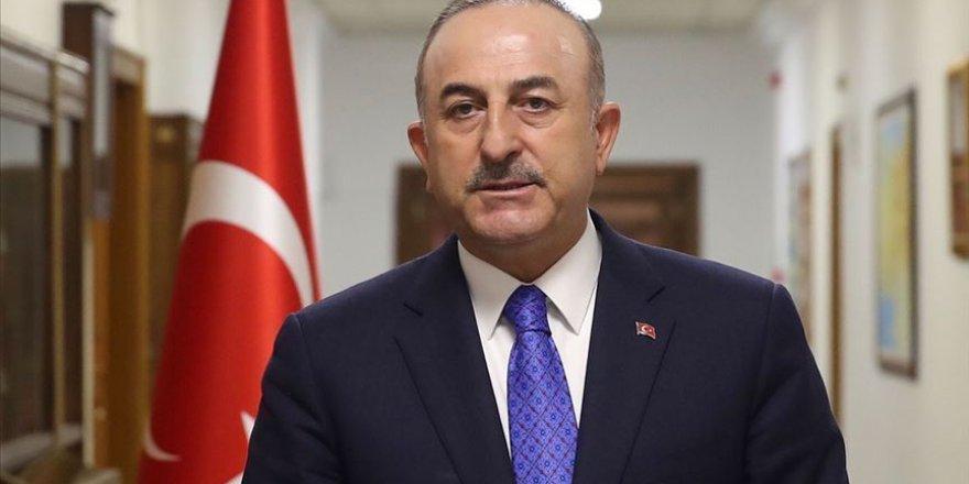 Dışişleri Bakanı Mevlüt Çavuşoğlu'ndan mevkidaşlarıyla telefon diplomasisi
