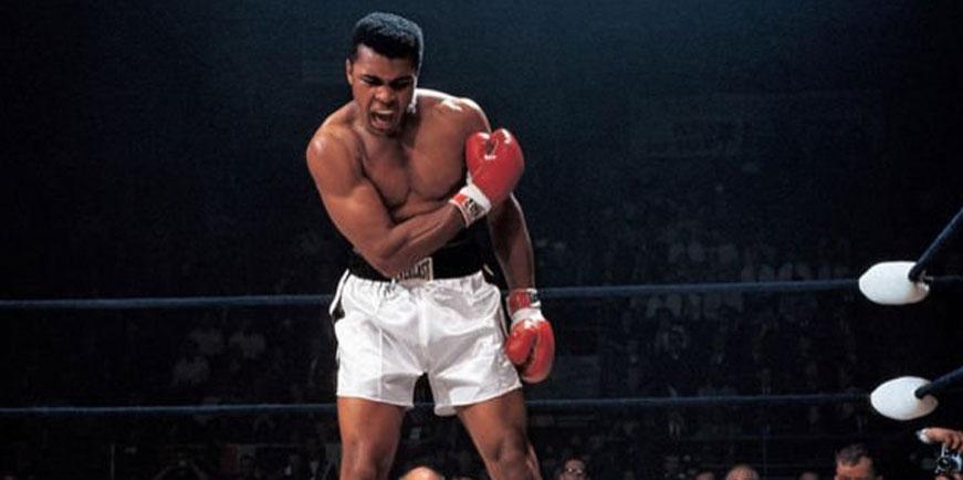 Efsane boksör Muhammed Ali'nin belgeseli yarın TRT Spor'da ekranlara gelecek